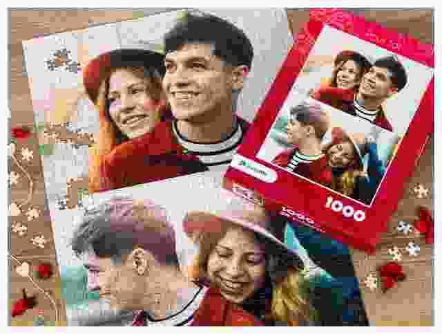 Notre best-seller : Le puzzle photo de 48 à 2000 pièces