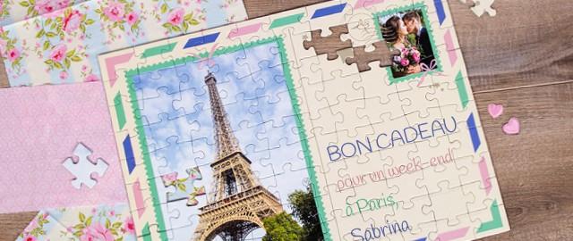 Puzzle Bon Cadeau