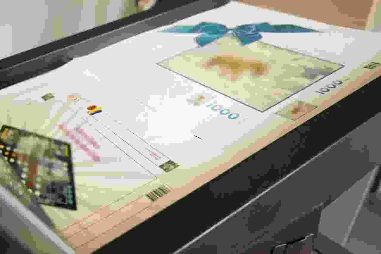 Impression du puzzle photo