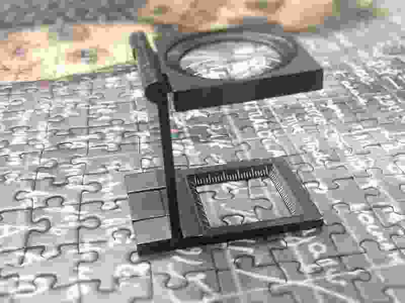 Puzzle photo en impression numérique