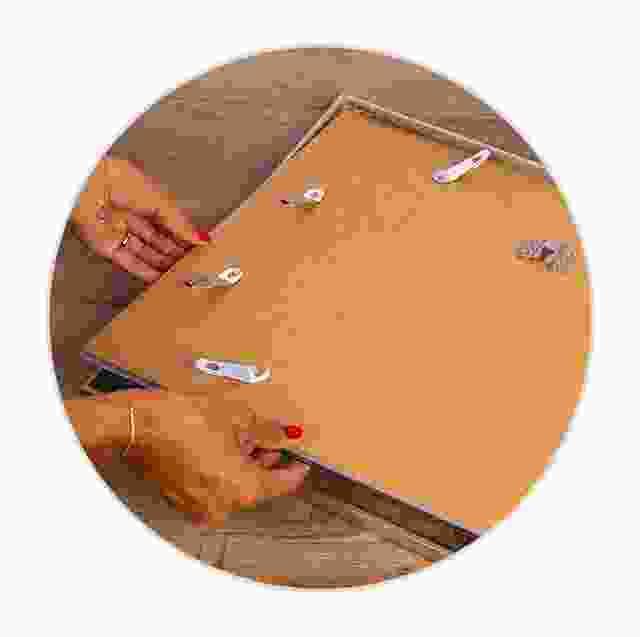 Comment encadrer votre puzzle photo