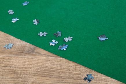 Tapis de puzzle pour puzzles de 500, 1000, 1500 et 2000 pièces
