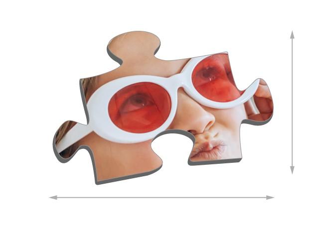 Dimensions des pièces du puzzle