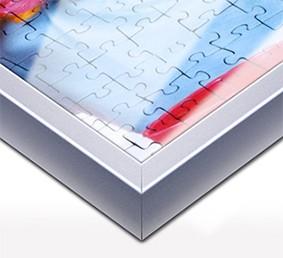 Cadre pour puzzle photo