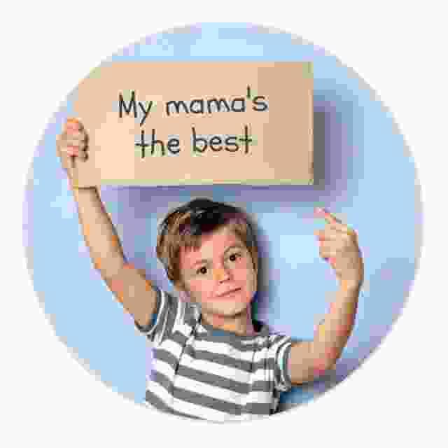 Idée photo fête des mères