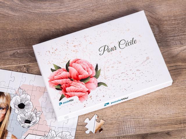 box bon cadeau créatif