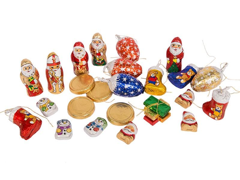 Sélection Chocolats de Noël