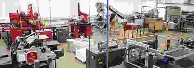 Production interne: Fabrication de puzzles et de jeux
