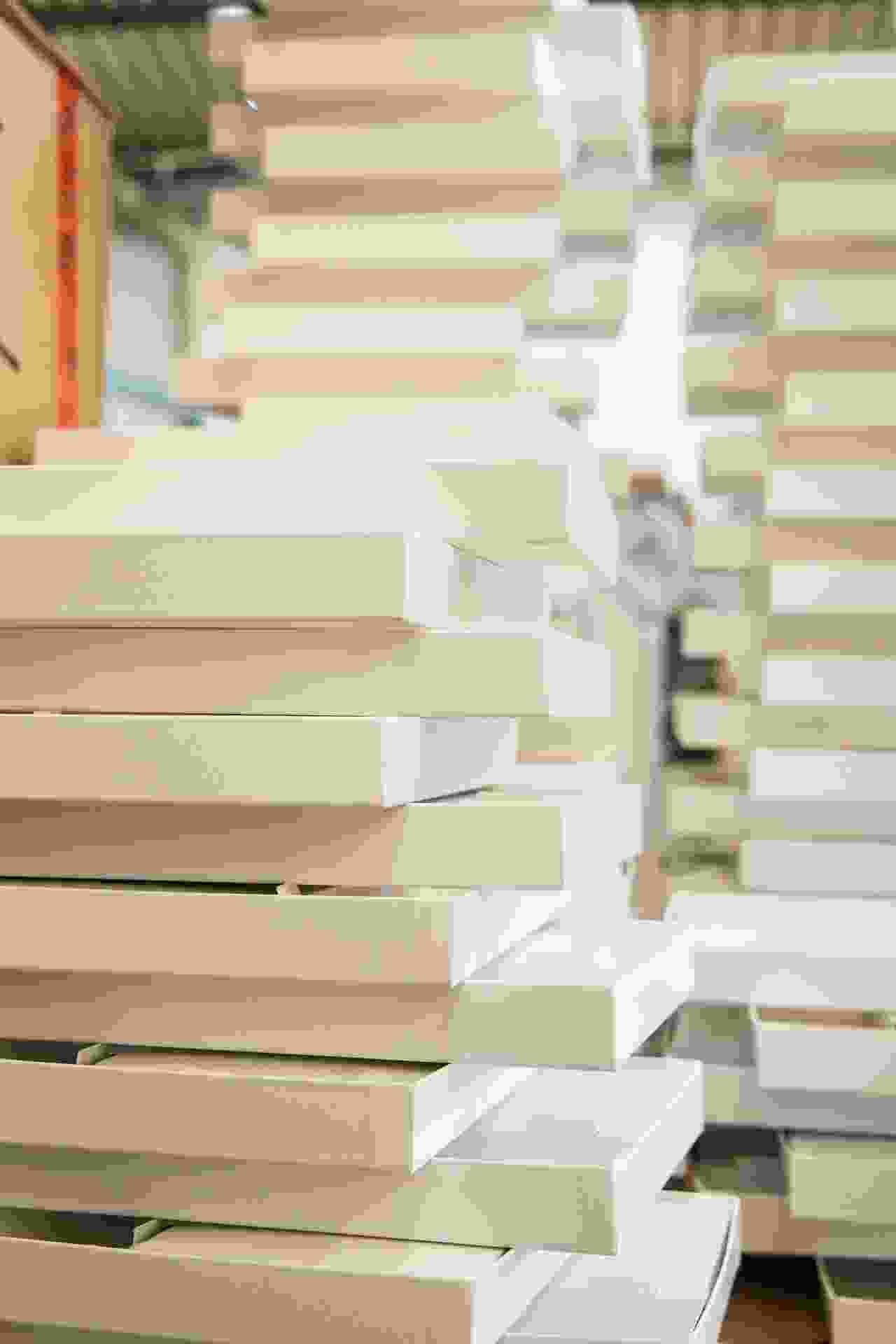 Boîtes préfabriquées