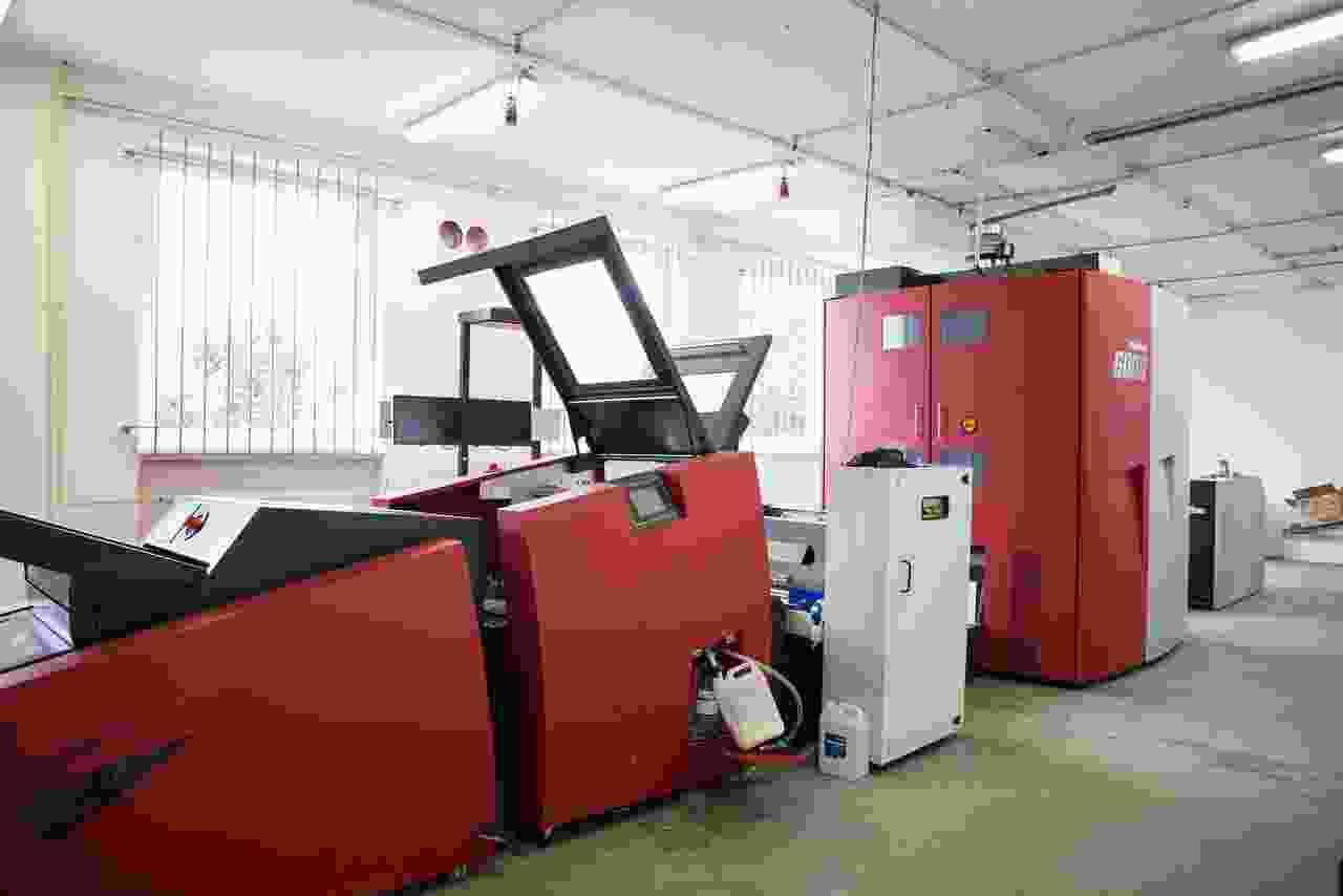 Machine à imprimer