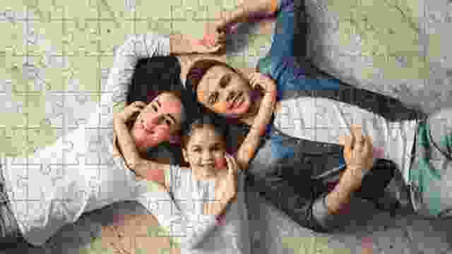 Faire un puzzle rend heureux