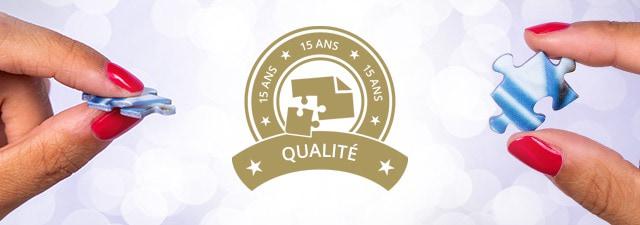 Puzzle de qualité de monpuzzlephoto.fr