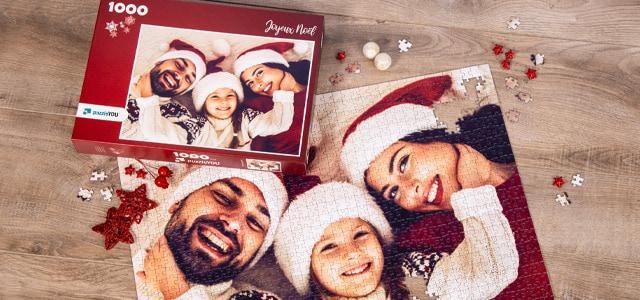 Idées de cadeaux de Noël : Cadeaux photos