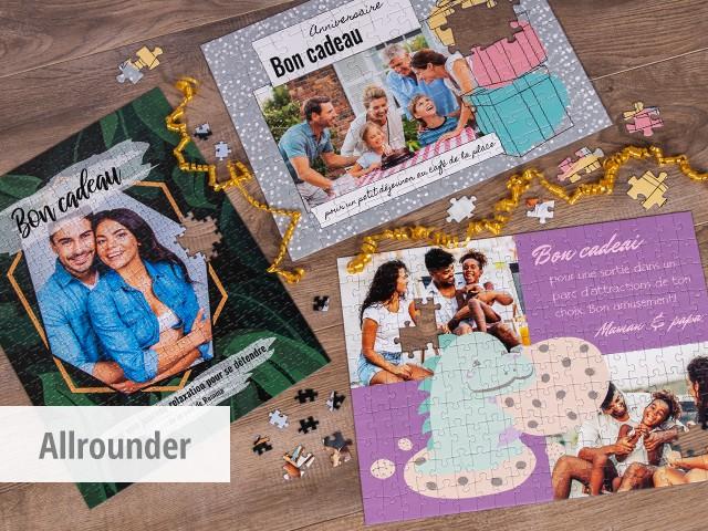 puzzle bon cadeau allrounder