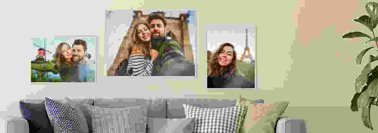 Cadre de puzzle pour votre puzzle photo